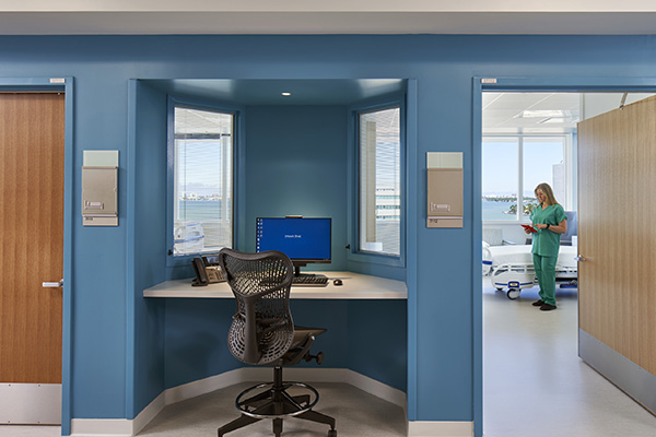 The Connected Hospital: Low Voltage Technology Meets High Demand