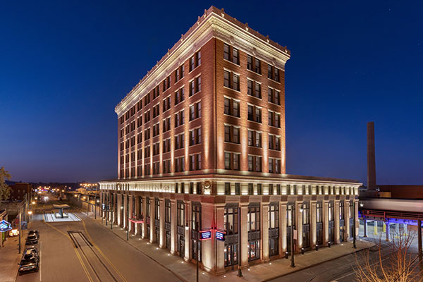 Authenticity in Historic Preservation: Memphis Central Station Hotel