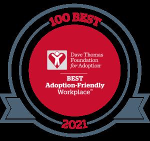 2021 adoption friendly workplaces