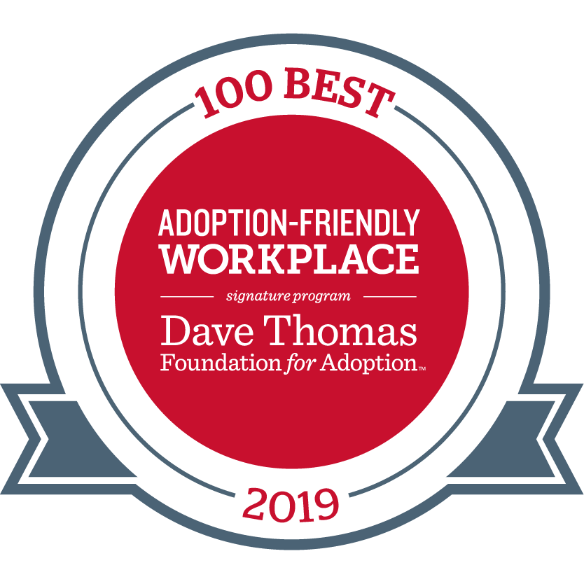2019 Adoption-Friendly Workplaces logo