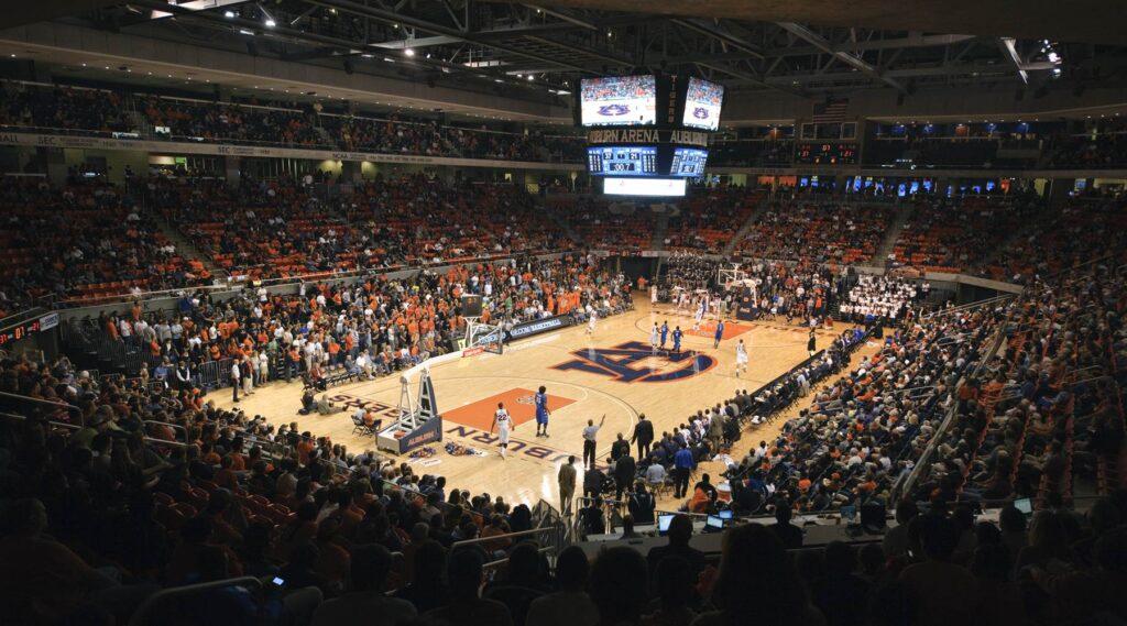Auburn University Arena Robins Morton