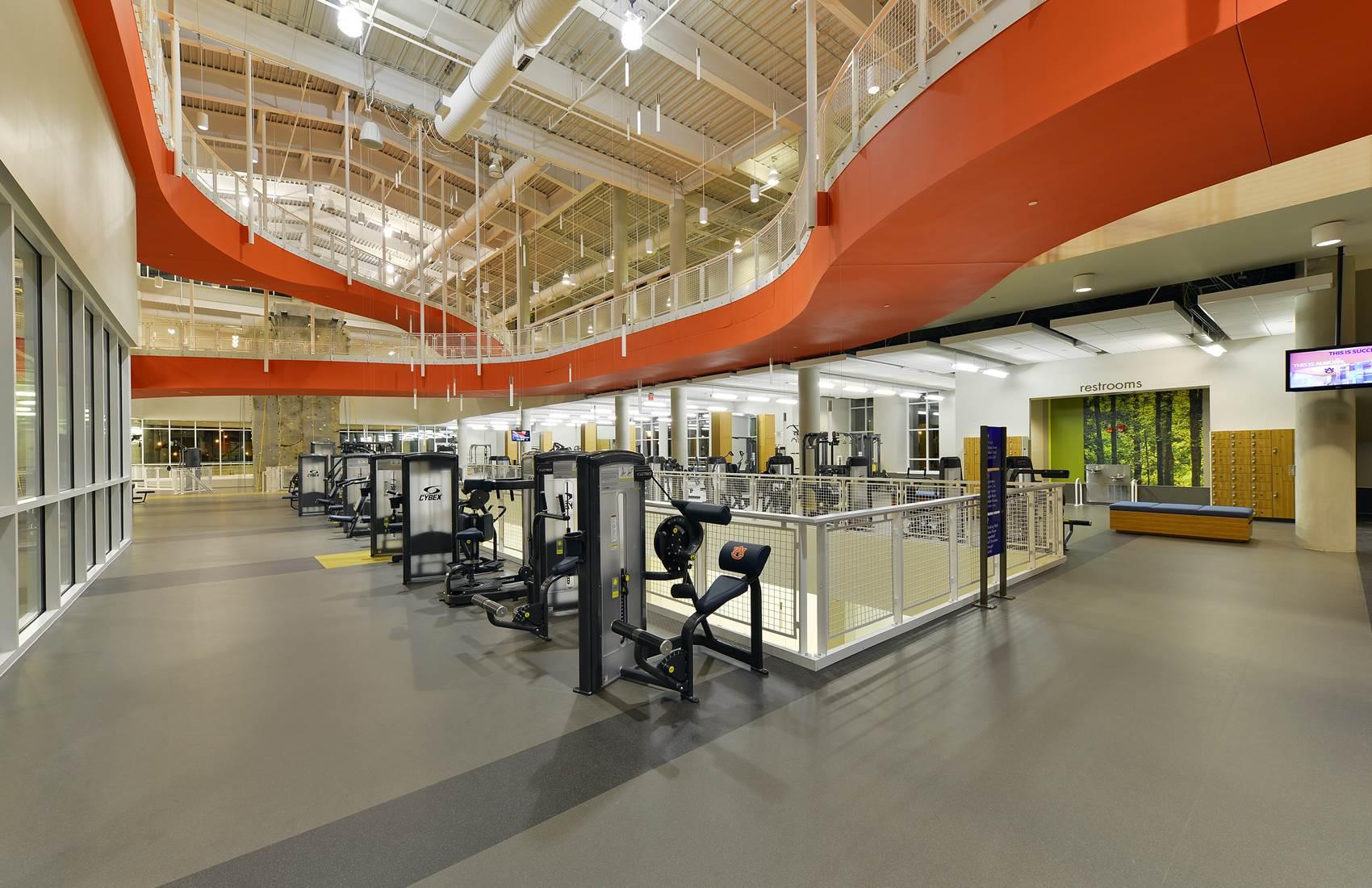 Auburn University Recreation and Wellness Center