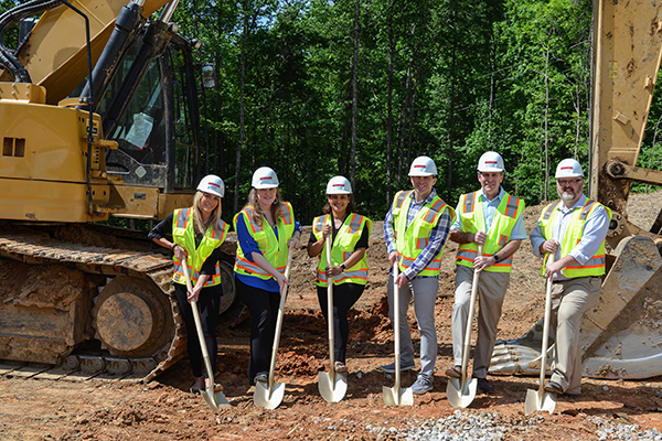 Birmingham Orthodontics groundbreaking