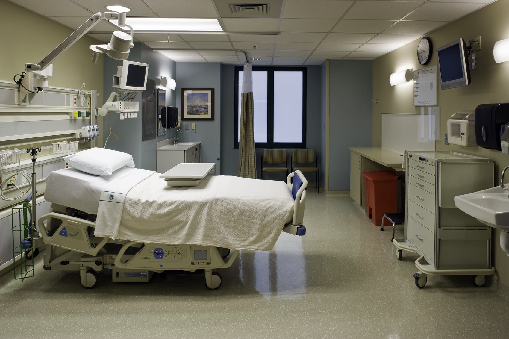 Intensive Care Unit at Carolinas Medical Center