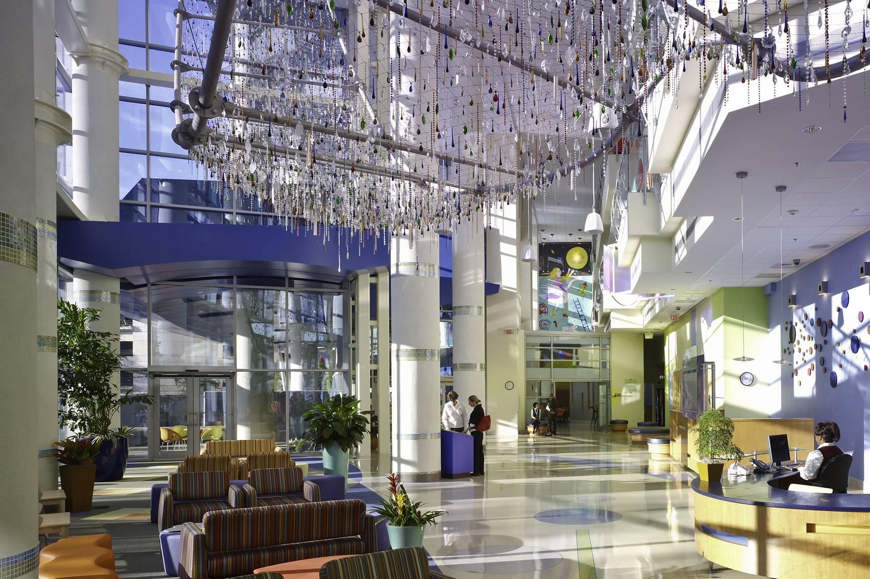 Hospital Atrium