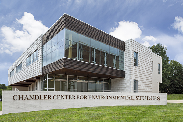 Robins & Morton, McMillan Pazdan Smith Achieve Three Green Globes Certification on Wofford College's Environmental Studies Building