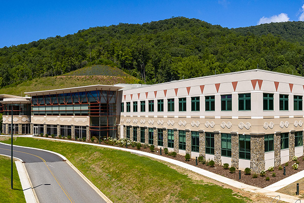 Robins & Morton, Cherokee Indian Hospital Authority Complete Phase II, Crisis Stabilization Unit