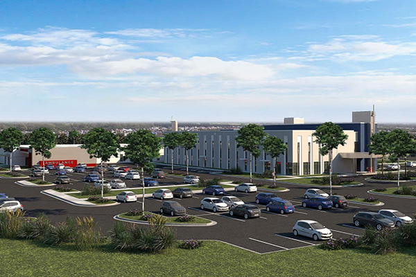 Robins & Morton Begins Construction on  AdventHealth's New Emergency Department in Clermont