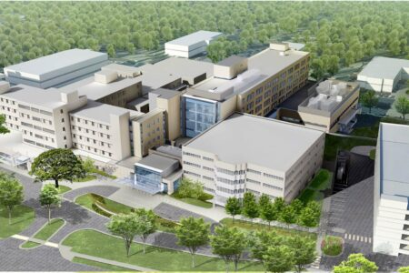 Duke Raleigh project rendering