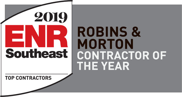 ENR Southeast Contractor of the Year logo