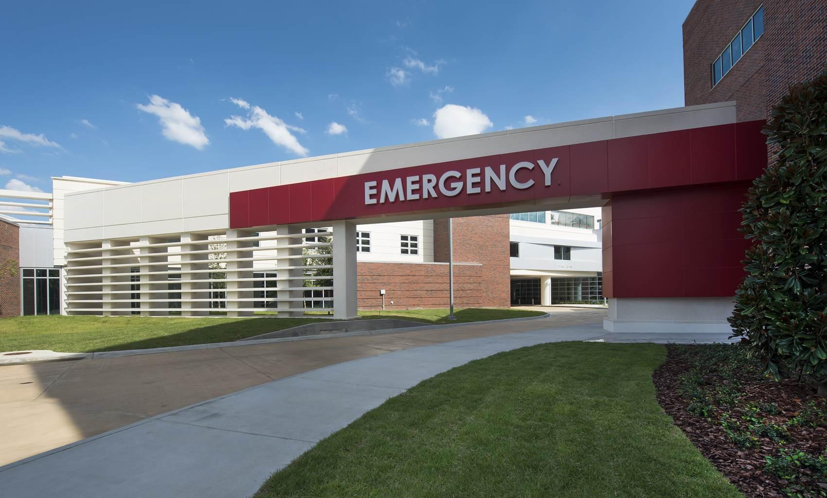 Emergency Department at Florida Hospital Tampa