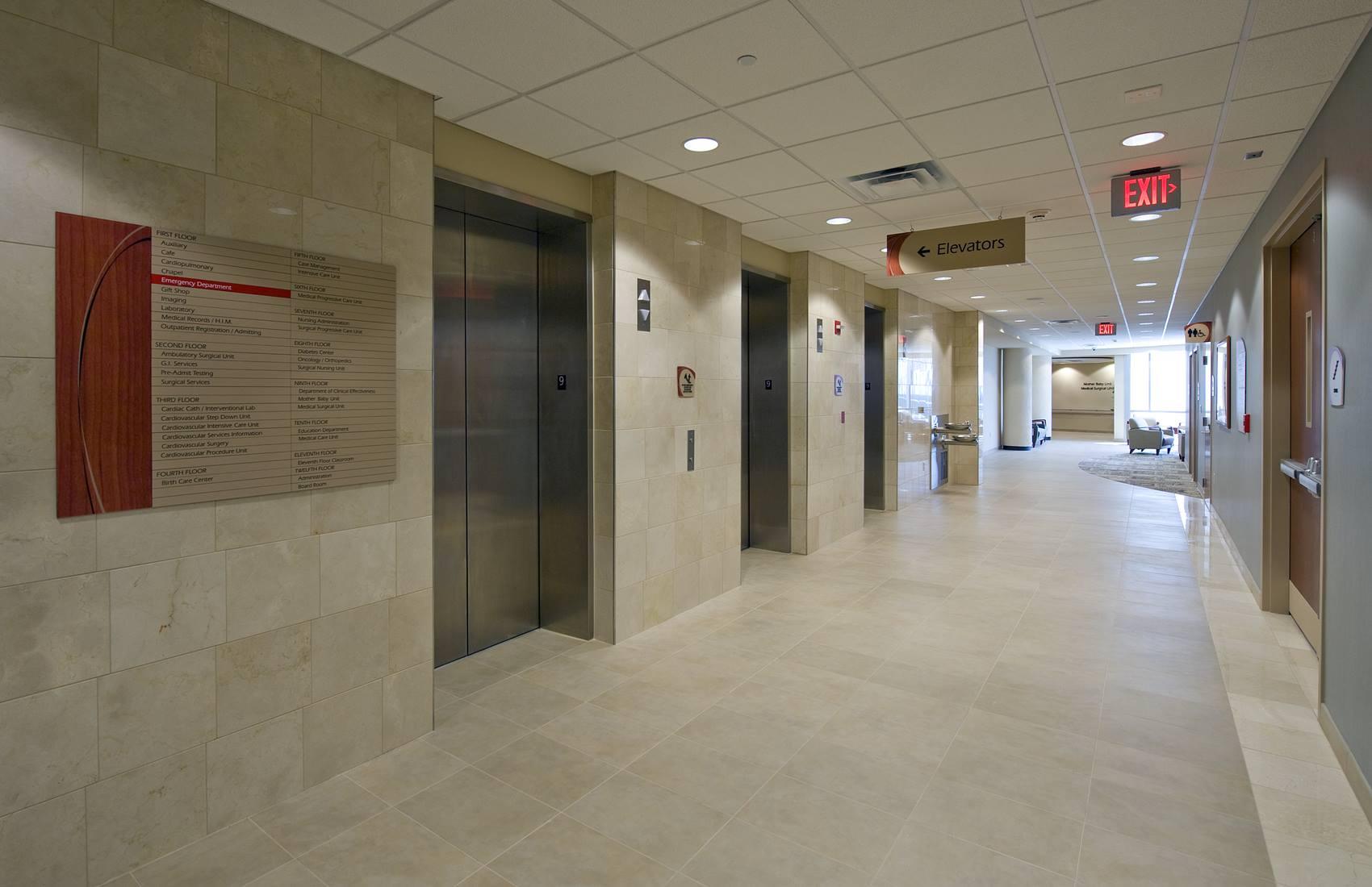 Florida Hospital Memorial Medical Center lobby