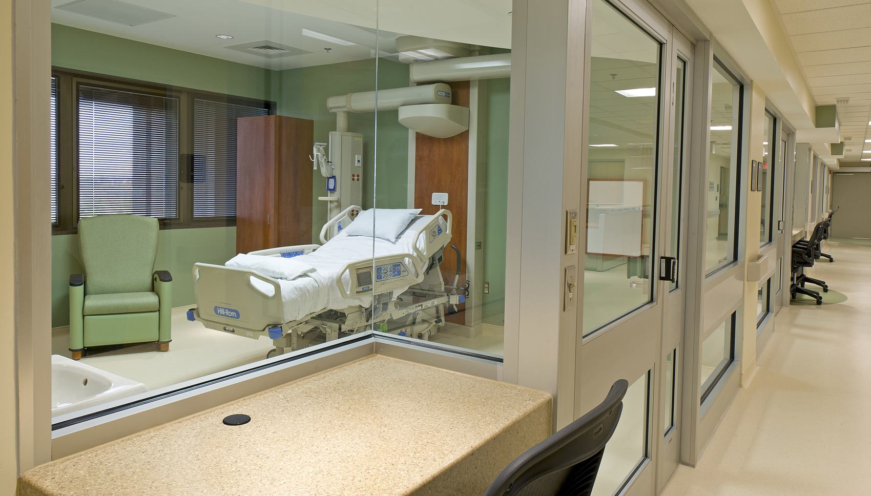 Fort Gordon Intensive Care Unit