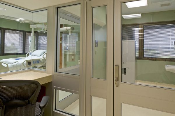 Fort Gordon Intensive Care Unit Isolation Room