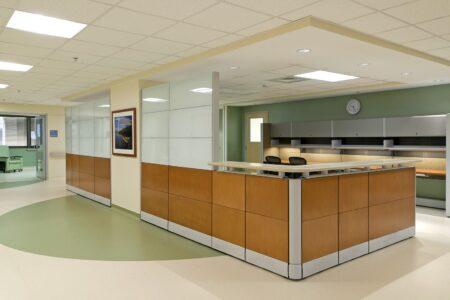 Fort Gordon Intensive Care Unit Nurses Station