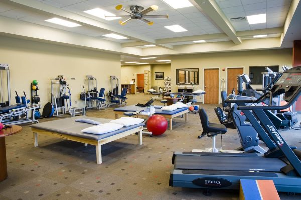 Huntsville Hospital therapy gym