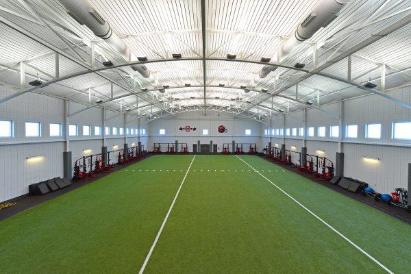 Opelika High School Indoor Practice Facility