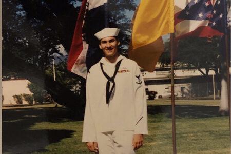navy soldier