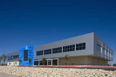 Exterior view of Lovington Wellness Center