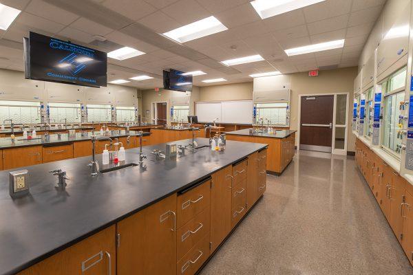 Lab at Calhoun Community College