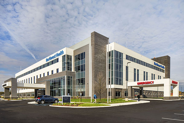 Robins & Morton completes Northwest Health – La Porte Hospital