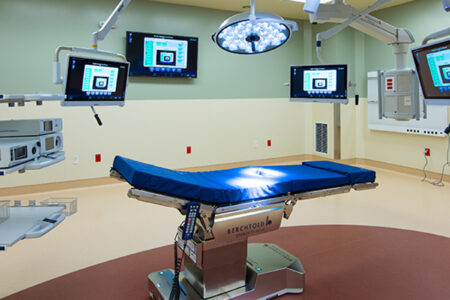 Surgical Room at AdventHealth Carrollwood