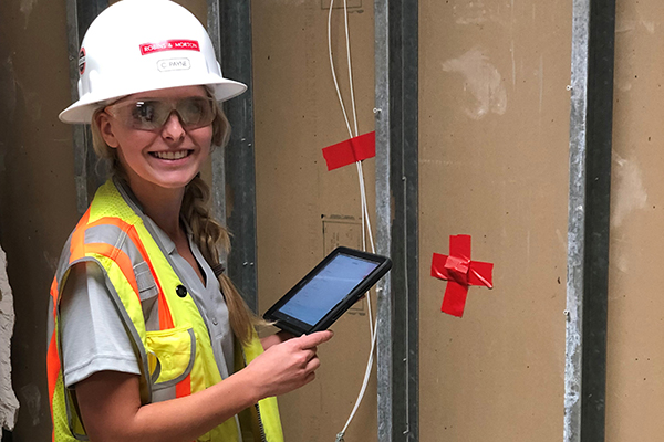 Christianna Payne: A Career in Construction Budding From a Passion for STEM