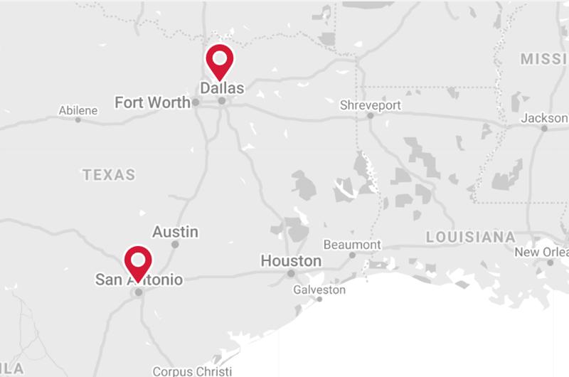 San Antonio Office location