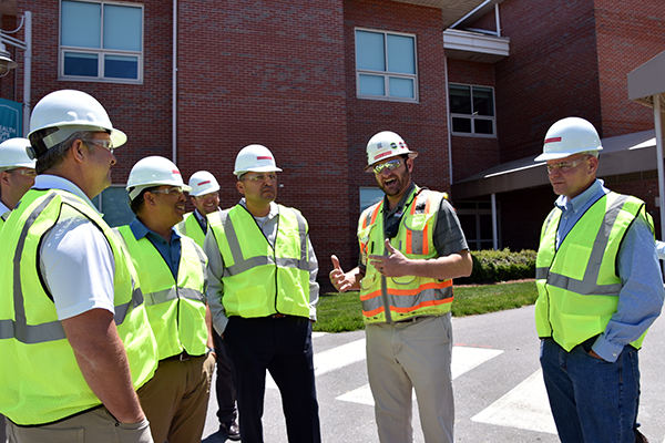 Construction Ramps Up Recruiting: Creating Career Paths from High School to Life Changers