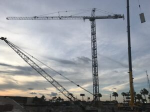 Tower Crane Installation