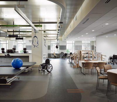 VA Audie Murphy Polytrauma Rehabilitation Center