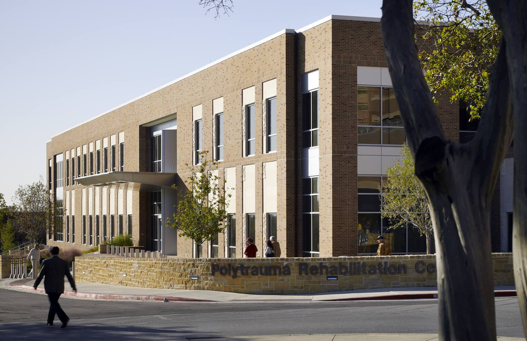 Polytrauma Rehabilitation Center