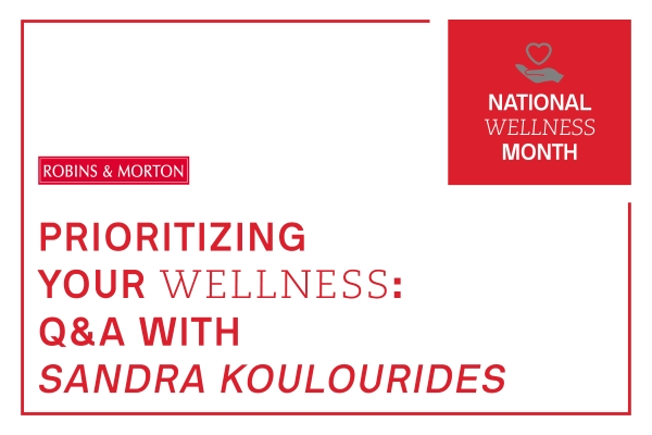 Prioritizing Your Wellness: Q&A with Fuel+Fitness' Sandra Koulourides