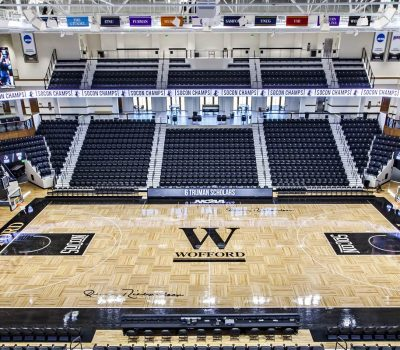 Wofford College – The Jerry Richardson Indoor Arena