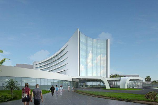 Mount Sinai Medical Center rendering