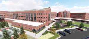 Atrium Health CHS Northeast Rendering