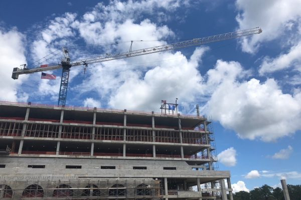 Robins & Morton, Halifax Health Celebrate Halifax Health Medical Center of Deltona Topping Out