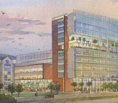Medical University of South Carolina, Shawn Jenkins Children's Hospital and Pearl Tourville Women's Pavilion